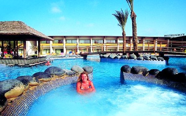 Oasis atlantico belorizonte ai, kapverdské ostrovy, kapverdské ostrovy, 9 dní, letecky, all inclusive