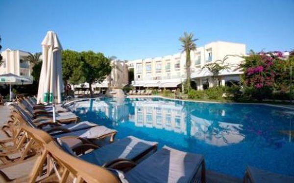 Turecko, oblast Bodrum, letecky, all Inclusive, ubytování v 3,5* hotelu na 8 dní