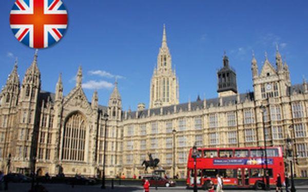 Angličtina - A1 začátečníci - nalejvárna pro širokou veřejnost