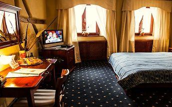 2 denní pobyt za 1.690,- Kč pro 2 osoby poblíž Máchova Jezera v hotelu Morris **** Česká Lípa