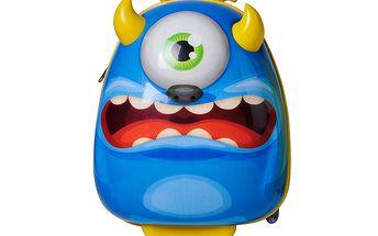Cestovní kufřík - modrý