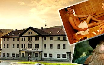 Až 50% sleva na ubytování a služby v hotelu Krakonoš! Sauna!