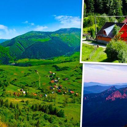 Romantická dovolená v krásné oblasti Dolní Oravy