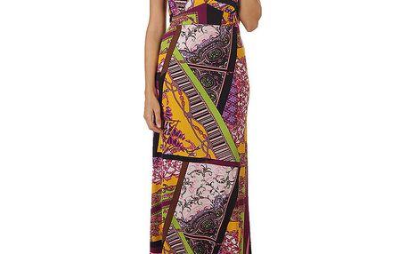 Dámské dlouhé barevné šaty Ada Gatti