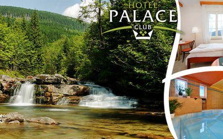 Podzimní relax pro dva v hotelu Palace Club