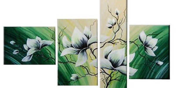 Úžasné ručně malované obrazy