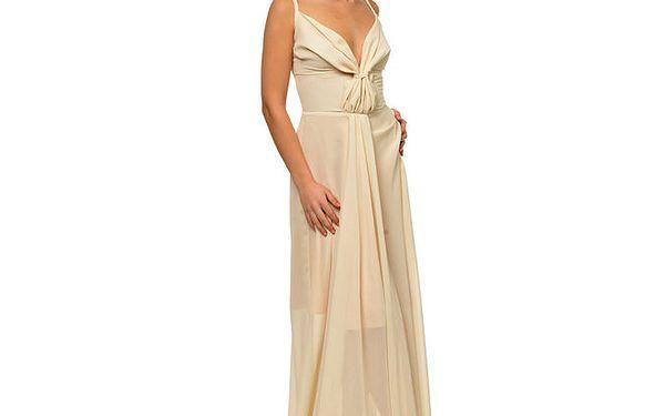 Dámské smetanové šaty Joseph Alessander