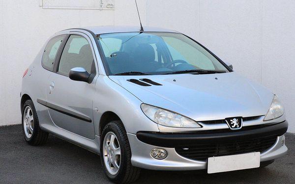 Peugeot 206 1.1 i, Serv.kniha