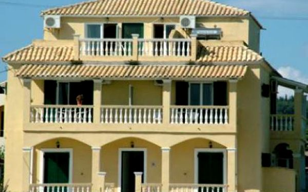 Řecko, oblast Korfu, letecky, bez stravy, ubytování v 3* hotelu na 8 dní