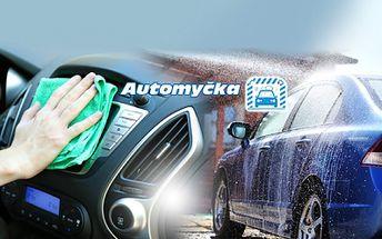 Kompletní mytí a čištění automobilu již od 130 Kč! Na výběr 3 varianty + ČIŠTĚNÍ A DEZINFEKCE KLIMATIZACE za 350 Kč - Praha! Dopřejte svému 4nohému miláčkovi kvalitní péči!