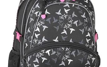 Školní batoh RABR 0114 A - černý