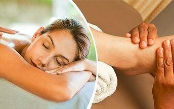 Podzimní balíček masáží - 80 minut