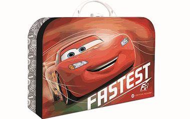 """Karton PP Dětský kufřík """"35"""" - Cars"""