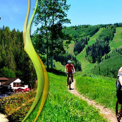 Aktivní babí léto v Demänovské Dolině