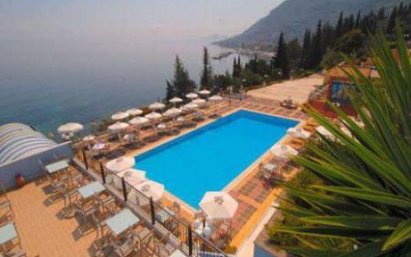Řecko, oblast Korfu, snídaně, letecky, ubytování v 5* hotelu na 5 dní
