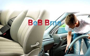 Precizní KOMPLETNÍ TEPOVÁNÍ INTERIÉRU Vašeho vozu již od pouhých 299 Kč/BRNO, TIŠNOV a okolí! Pro malá, střední a combi vozidla! Vyčistíme i tu sebemenší skulinku a Vaše auto bude opět zářit! Nyní se super slevou 74%!