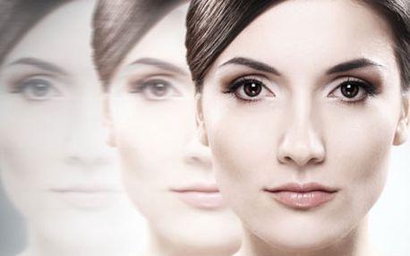 75 minut profesionální kosmetické péče s hloubkový...