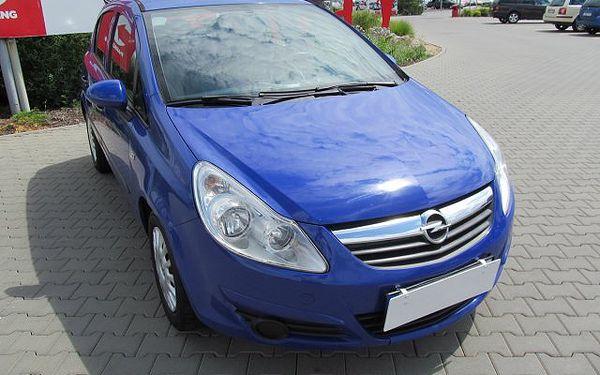 Opel Corsa 1.2, Serv.kniha,ČR, 2x airbag