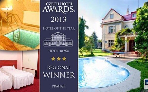 Pobyt pro 2 osoby na 2 nebo 3 dny v hotelu Marie Luisa.Ubytování v krásných pokojích, snídaně a 3-chodová večeře.