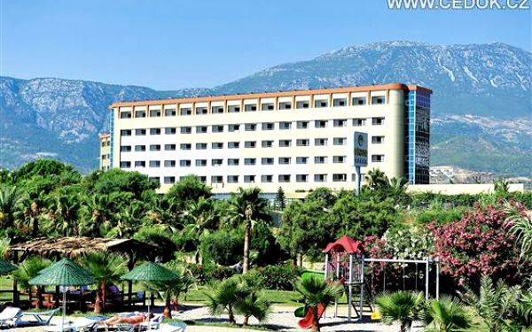 Hotel Dinler, Turecká riviéra, Turecko, letecky, All inclusive