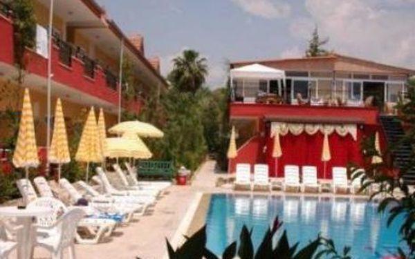 Turecko, oblast Side, letecky, all Inclusive, ubytování v 3* hotelu na 8 dní