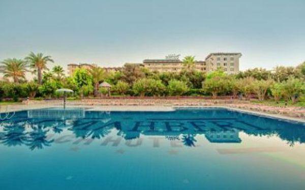 Turecko, oblast Alanya, letecky, all Inclusive, ubytování v 4* hotelu na 8 dní