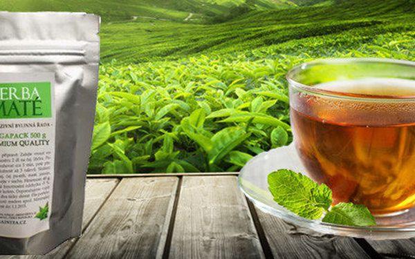 MEGAPACK čaje Maté prémiové kvality 500g