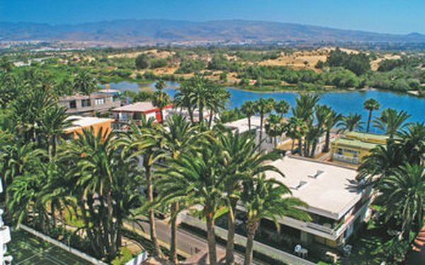 OASIS MASPALOMAS, Kanárské ostrovy, Gran Canaria, 8 dní, Letecky, Polopenze