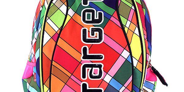 Studentský batoh Target - barevná