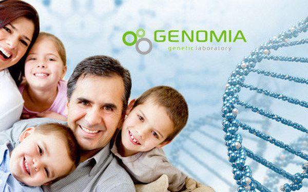Genealogický test DNA – poznejte své předky