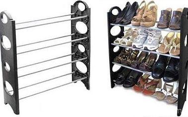 Skládací botník Shoe rack