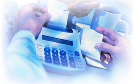 Účetnictví komplet v praxi - odpolední kurz