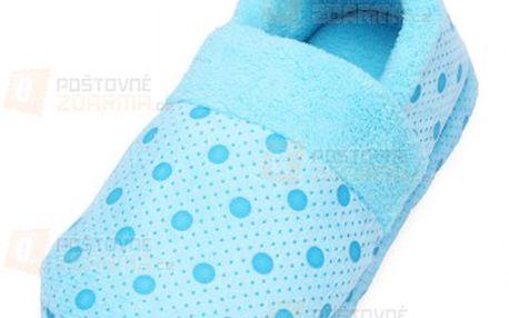Dámské teplé pantofle ve 3 barvách a poštovné ZDARMA! - 25813025