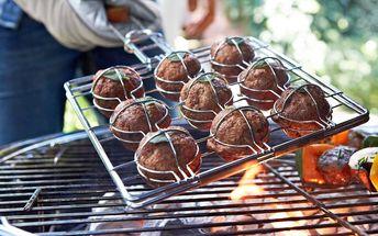 Tchibo, Grilovací rošt na minikarbanátky