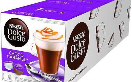 Nescafé Dolce Gusto Choco Caramel 3balení