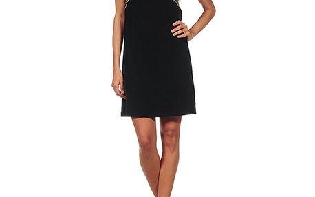 Dámské černé šaty s kamínky Guess by Marciano