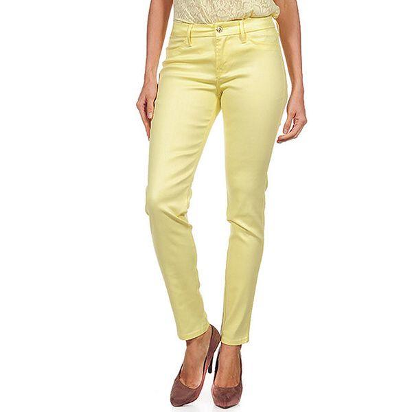 Dámské žluté kalhoty Guess by Marciano