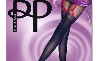 Pretty Polly - smyslné punčochové kalhoty Pretty ... Braced