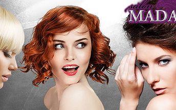 Čtyřdimenzionální barva na vlasy od Redken