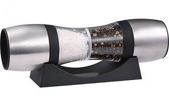 Mlýnek na sůl a pepř akryl, mechanický RENBERG RB-4104