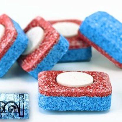 Německé tablety do myčky All-in-one s extra mycím účinkem