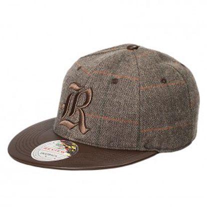 Review - čepice s kšiltem z umělé kůžeSnackback