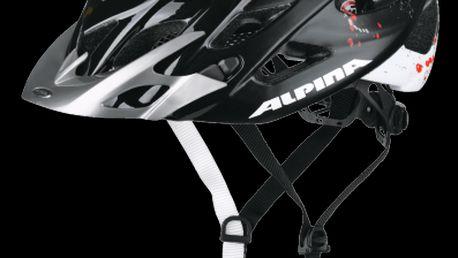 Cyklistická helma Alpina D-Alto