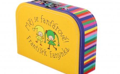 Kouzelná školka - kufřík dětský malý
