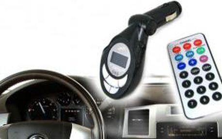 Transmitter FM Mp3