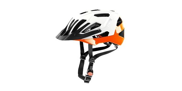 UVEX Quatro white-orange 56 - 60 cm