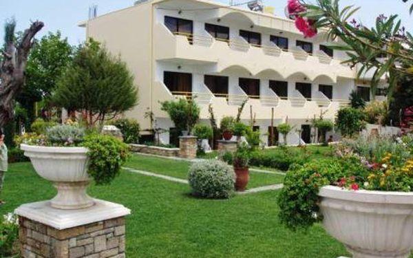 Řecko, oblast Rhodos, letecky, snídaně, ubytování v 3* hotelu na 8 dní