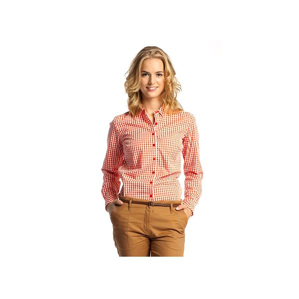 Medicine - klasická kostkovaná dámská košile Street Varsity