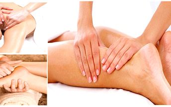 2 v 1. Reflexní lymfatická masáž + stimulace lymfatických drah a mízních uzlin masážními balónky