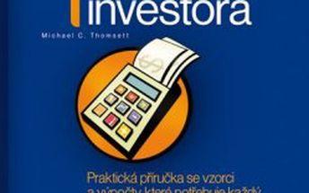 Kalkulačka akciového investora Praktická příručka se vzorci a výpočty, které potřebuje každý úspěšný investor